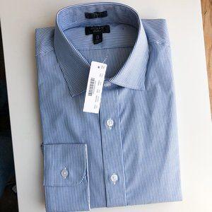 5/$25 SALE! 🏖NWT J Crew Ludlow Blue Striped Shirt